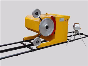 Diamond Wire Saw Machine For Mining Marble Quarry