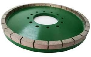 DIAMOND SQUARING WHEEL (SEGMENT/WET USE)