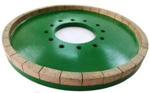 DIAMOND SQUARING WHEEL(SEGMENT/DRY USE)
