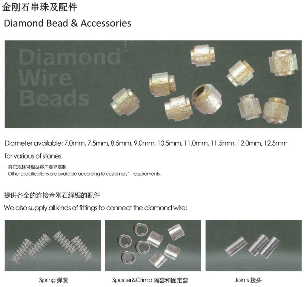 Diamond Bead & Accessories