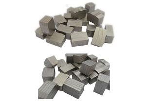 Diamond Segments for Quarry Multi-blades