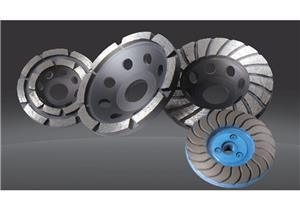 Diamond Grinding Cup Wheels