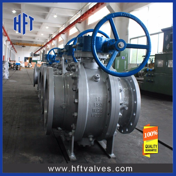 Gear Operated Trunnion Mounted Ball Valve Manufacturers, Gear Operated Trunnion Mounted Ball Valve Factory, Supply Gear Operated Trunnion Mounted Ball Valve