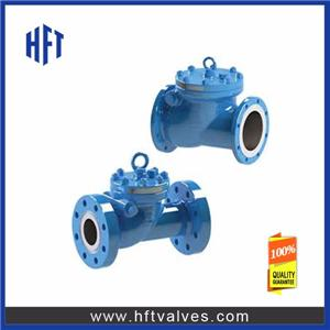 API 6D Full Port Swing Check Valve