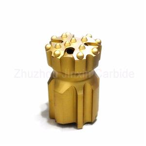 tungsten carbide button bits supplier