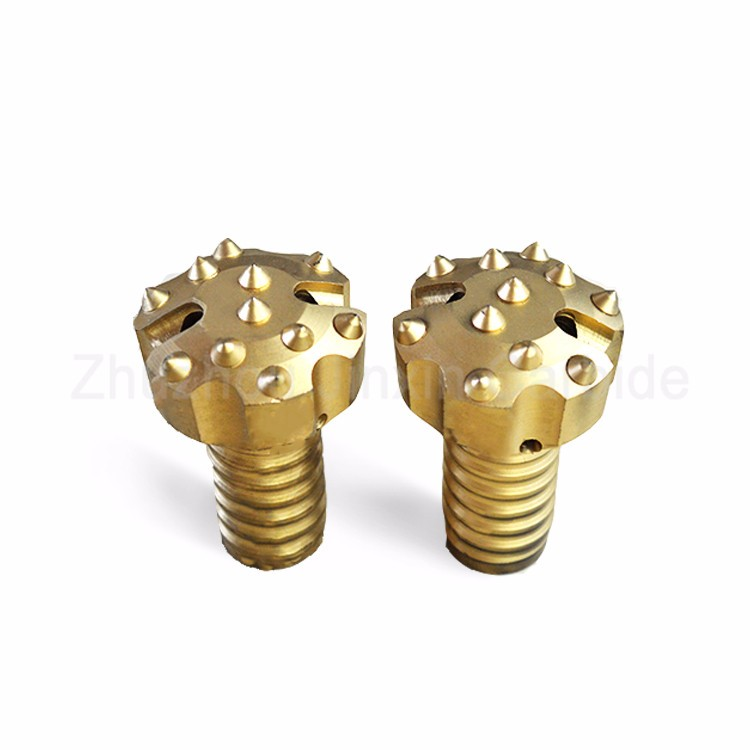 button drill bit Manufacturers, button drill bit Factory, Supply button drill bit