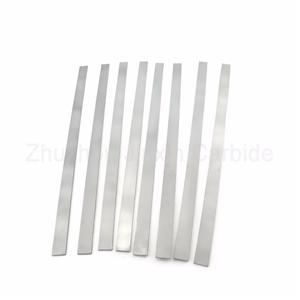 Solid Tungsten Carbide Grinding Strips