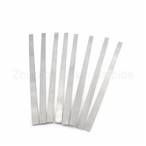 K20 Cemented carbide strips with high strength