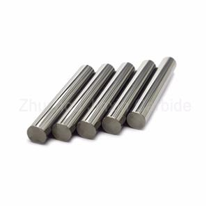 Tungsten carbide grounded and sintered rods