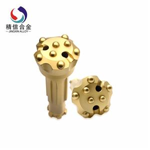 High air pressure tungsten carbide DTH drill bit