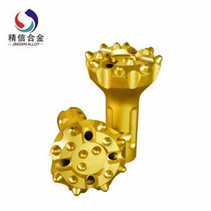 Tungsten carbide drilling DTH Button Bit