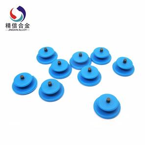 Tungsten carbide anti-skid shoe stud in ice walking