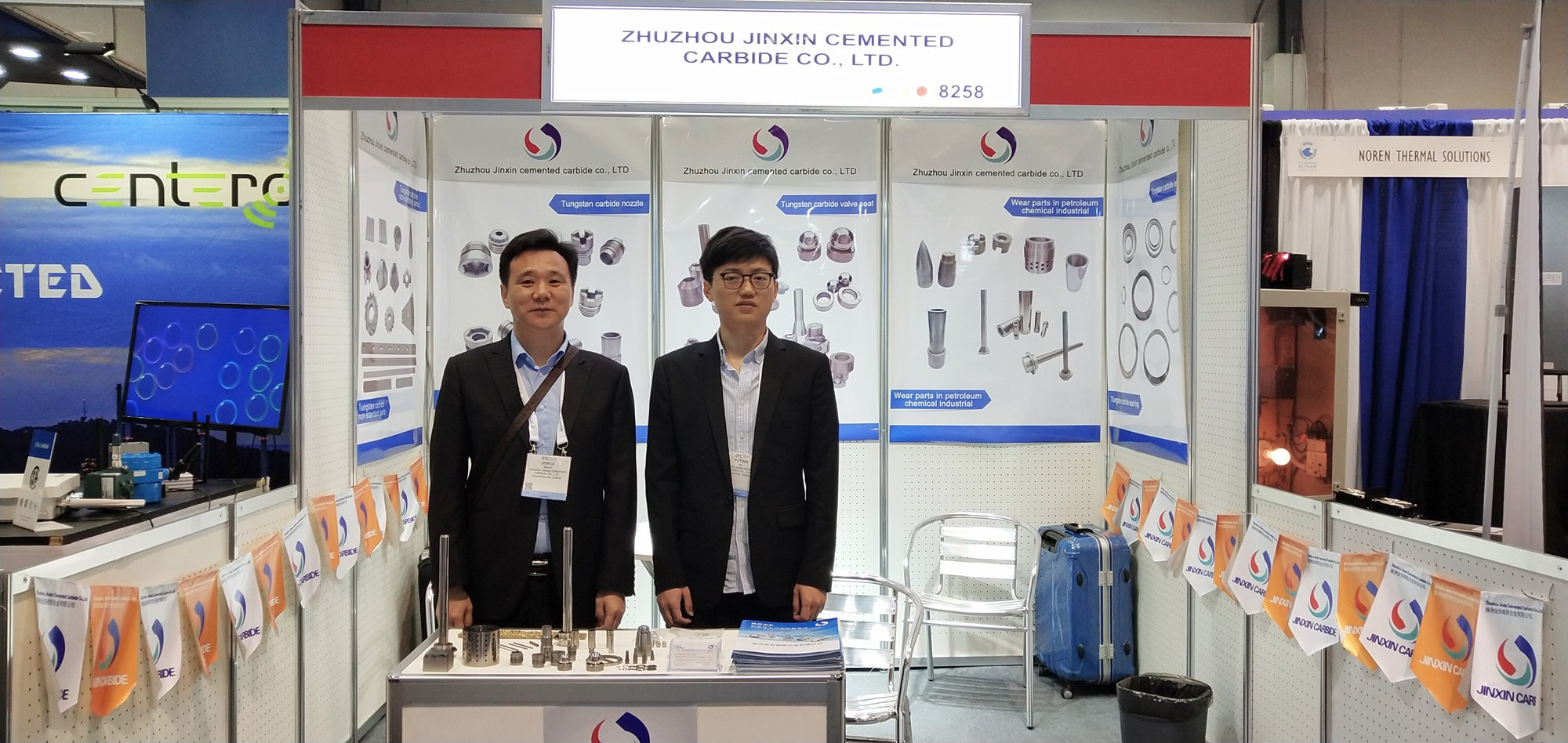 Welcome to visit our booth-OTC 2019 & DMP exhibition