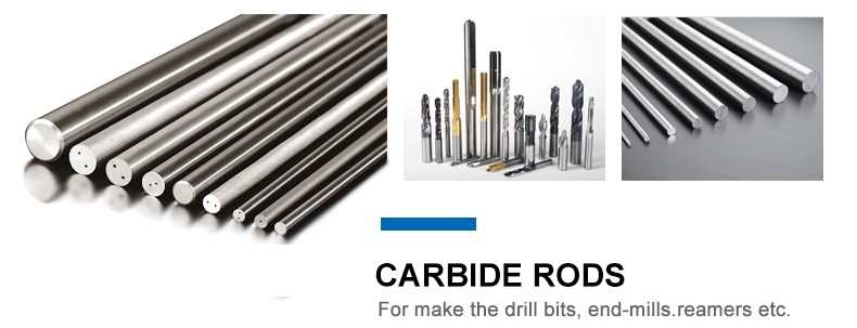 The main uses of cemented carbide rods