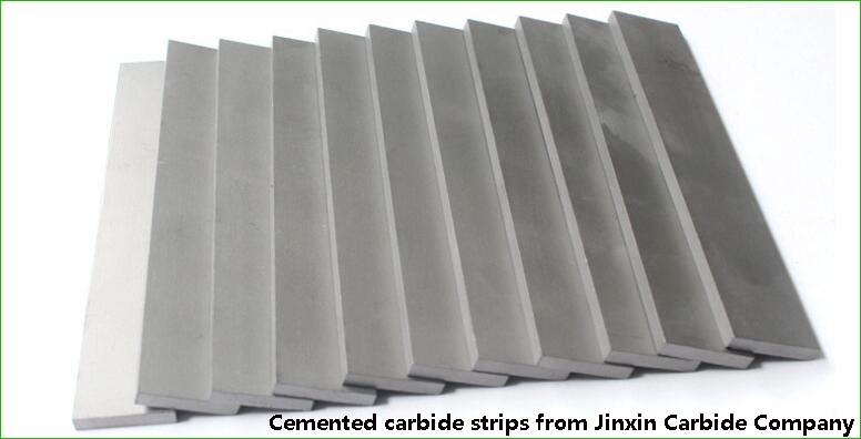 The main uses of cemented carbide strips
