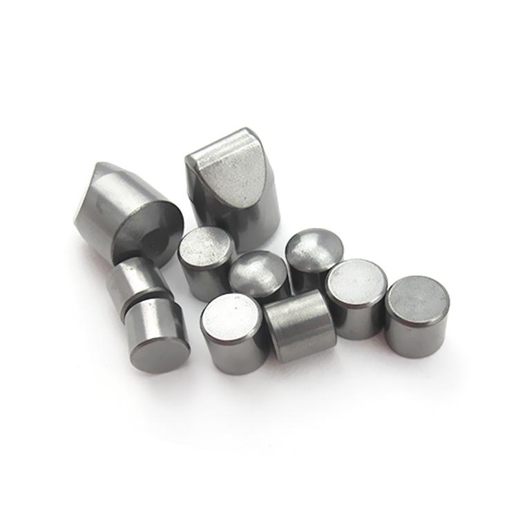 carbide button