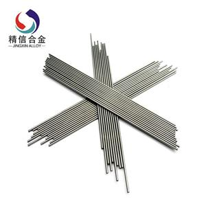 Zhuzhou factory direct production Carbide round bar blank Hollow round bar With hole Tungsten steel rod Fine grinding