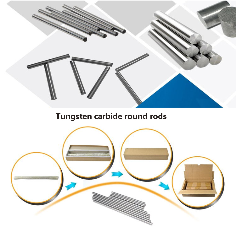 tungsten carbide round rod