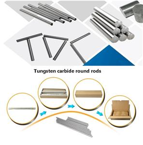 Properties of tungsten carbide round rod