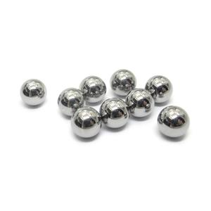 Tungsten Carbide Bearing Ball with Good Wear- Resistance