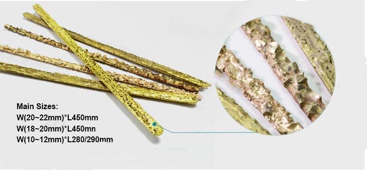 tungsten carbide welding rod