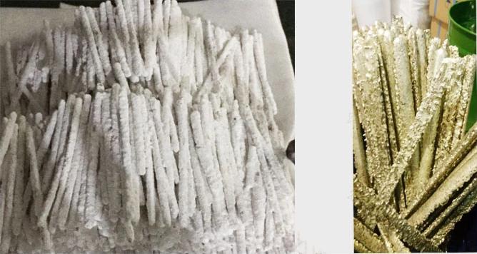 tungsten carbide composite rod