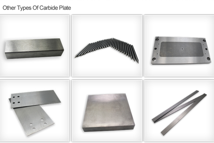 carbide plate manufacutrer