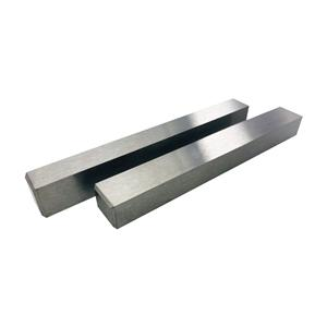 Tungsten Carbide Bars Plates Strips Blade K10 K20 P30 with High Wear Resistance Long Service Life
