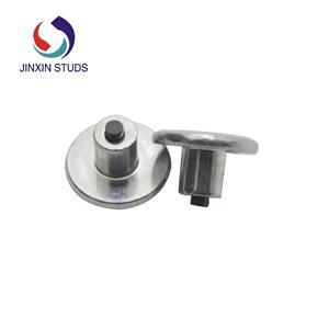 Tungsten carbide shoe studs with high wear resistance