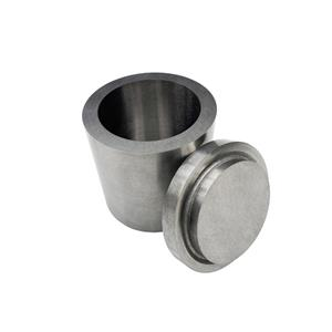 Hot sale sintered tungsten crucible