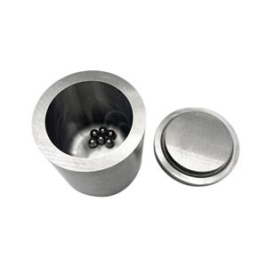 Tungsten Carbide Lab Planetary Ball Mill Grinding Jar