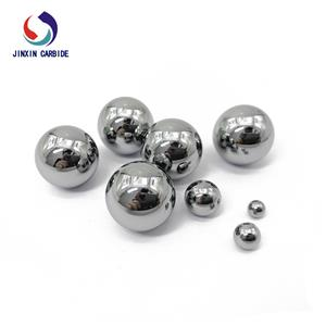 18.5g/cc polished super tungsten sphere shot from China supplier Tungsten