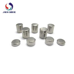 Tungsten weight cylinders for counterweight derby weight for hot sale