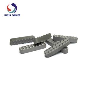 Resistance carbide plates In Various Sizes tungsten carbide jaw gripper