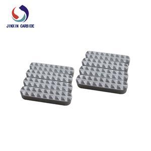 Tungsten carbide gripper inserts carbide jaw inserts