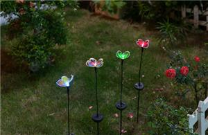 Originality solar butterfly lights
