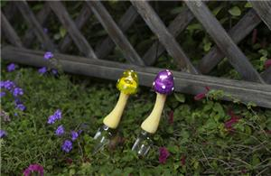 Inserted Soil Mushroom Solar Lights