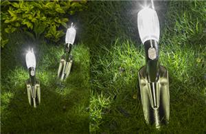 Inserted Soil Solar Garden Lights
