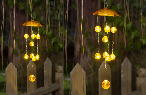 China High quality Outdoor solar chandelier Quotes, Factory