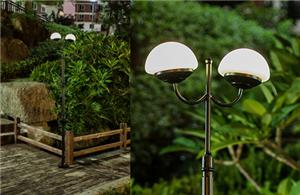 Solar garden decorative lights