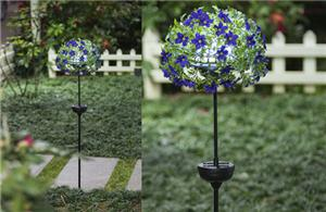 Ornamental solar lights