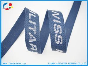 Bag Accessories Jaqcquard Webbing