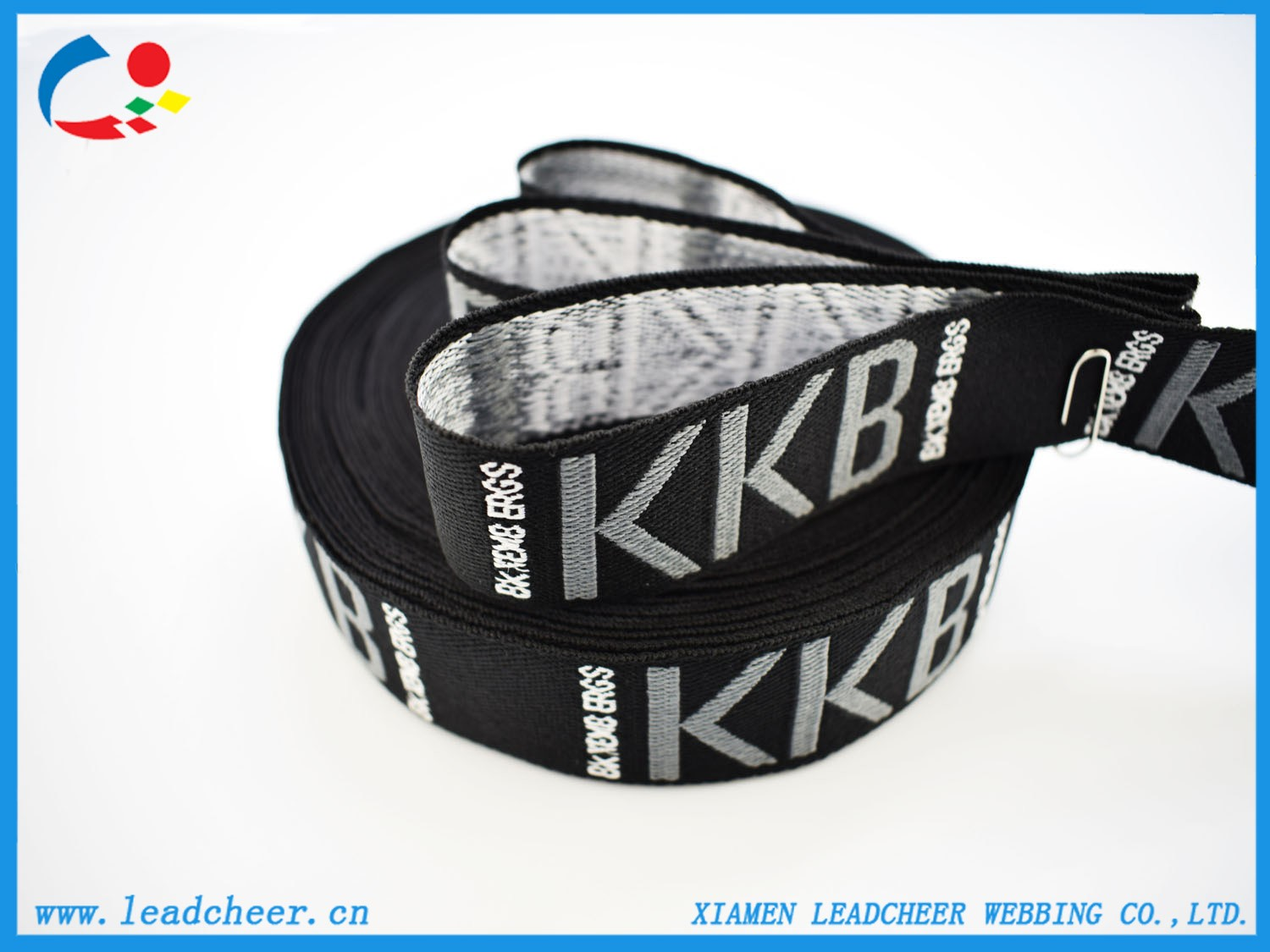 High quality Logo Jacquard Webbing Quotes,China Logo Jacquard Webbing Factory,Logo Jacquard Webbing Purchasing