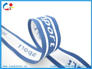 Jacquard Webbing Straps for Sport Bags