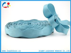 Special design Wide & Narrow Variable Webbing for Decoration
