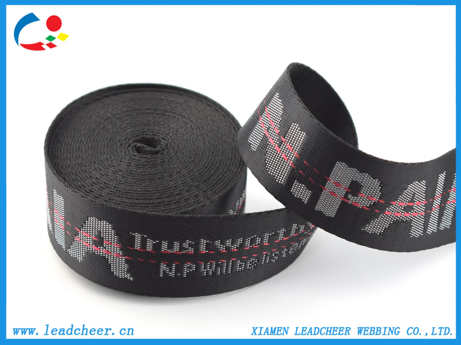 High quality Jacquard Nylon Webbing belt for bags or garments Quotes,China Jacquard Nylon Webbing belt for bags or garments Factory,Jacquard Nylon Webbing belt for bags or garments Purchasing
