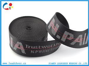 Jacquard Nylon Webbing belt for bags or garments