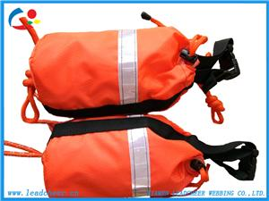Factory Directly Sale Rescue Throw Bag for Lifesaving