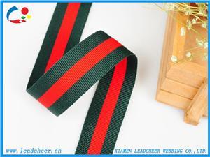 Various Styles Stripe Nylon Polyester Webbing for Ukulele Strap Guitar Belt