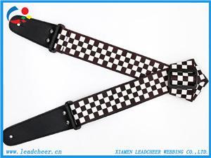 Heat Transfer Printing Guitar Strap Custom Ukulele Belt